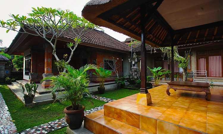 Частный сектор на Бали