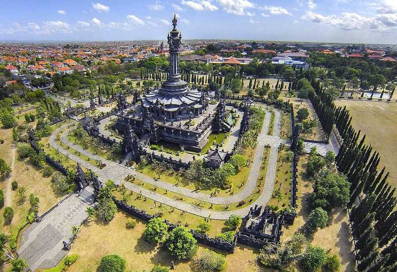 Центр Бали — Денпасар