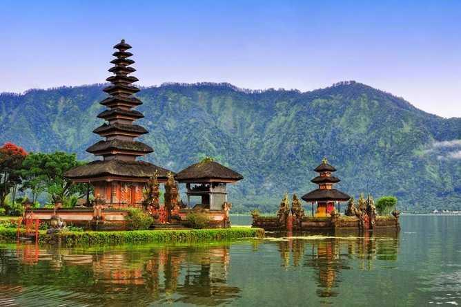 Бали в октябре