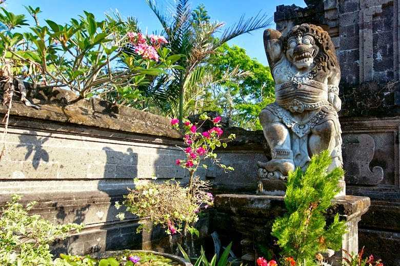 Столица Бали - Денпасар