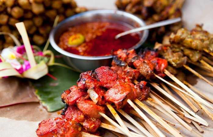 Национальные блюда на Бали