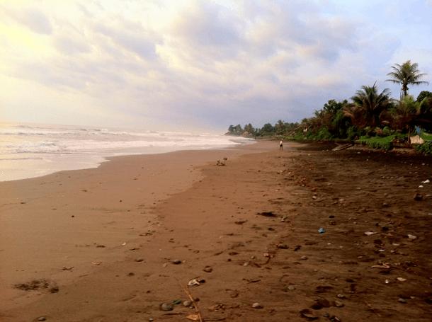 январь на Бали