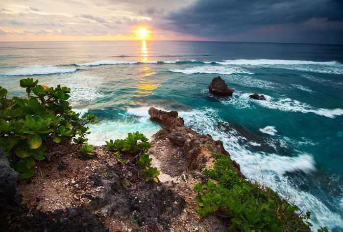Какими водами омывается Бали? Море или океан на Бали? 3