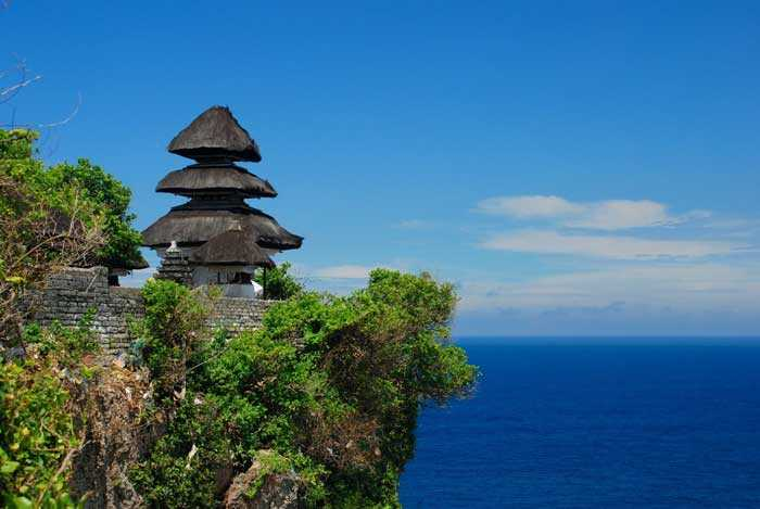 Самые известные храмы Бали