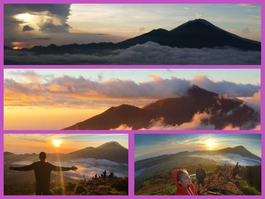 Экскурсия на вулкан Батур