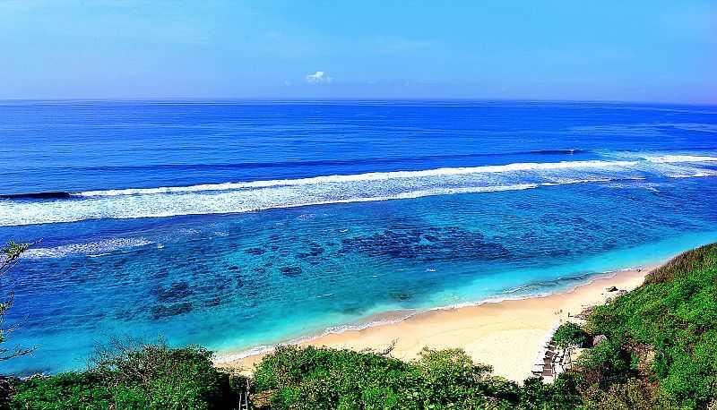 Северное побережье моря на Бали