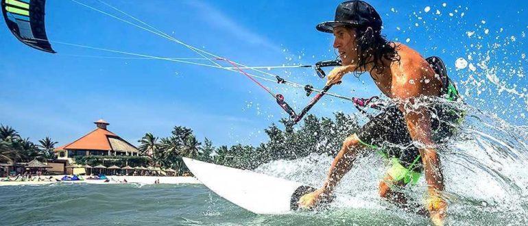 kitesurfing spots bali 770x330 - Кайтсерфинг на Бали
