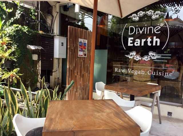 Кафе в Буките на Бали