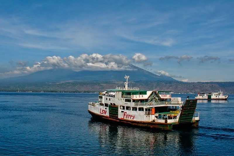 Паромы на Бали в Ломбок и Гили 10