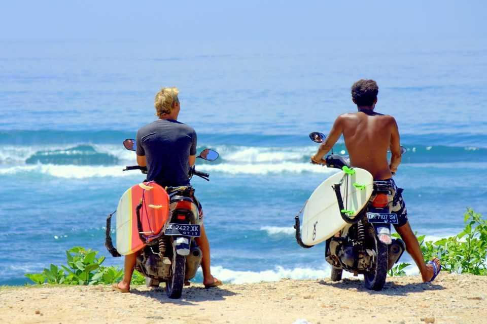 Серфинг тур на Бали