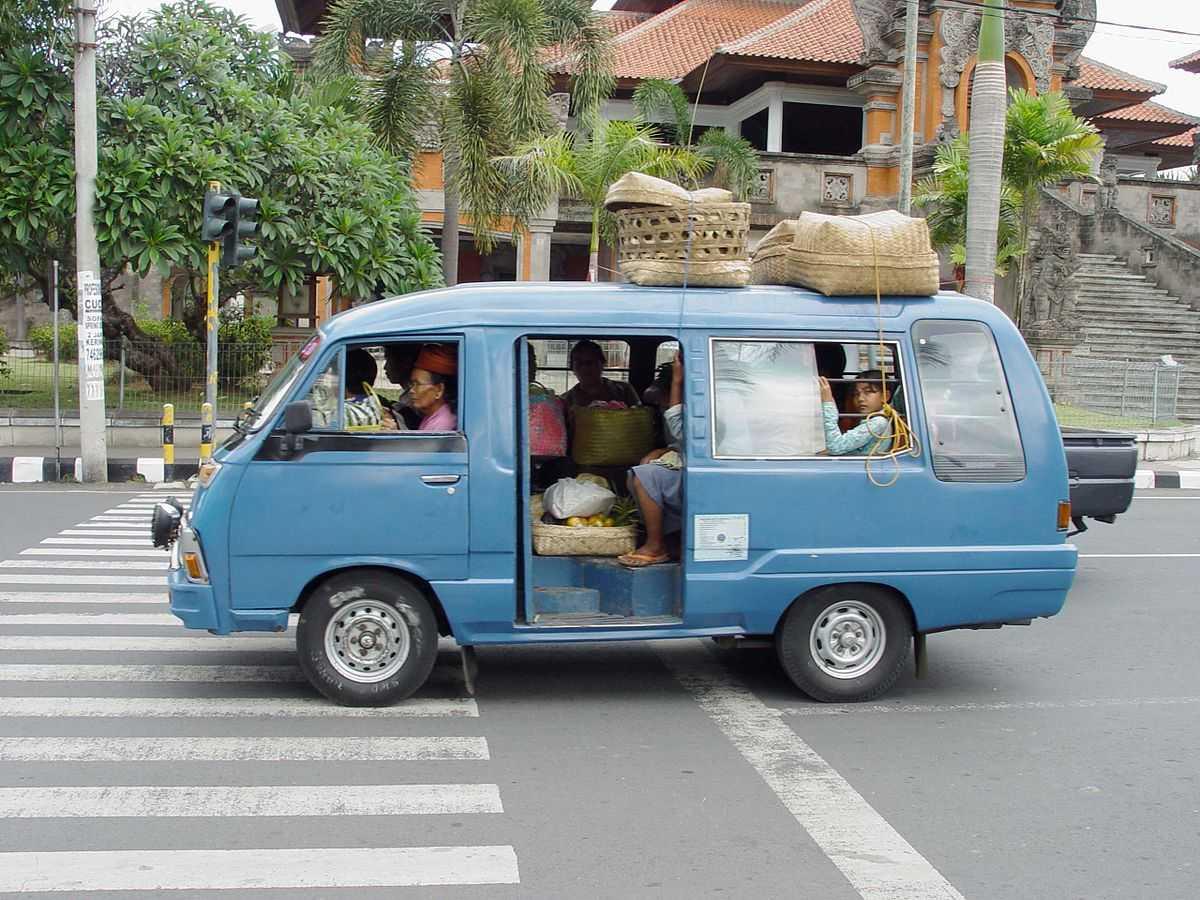 Как добраться из Убуда в другие города на Бали