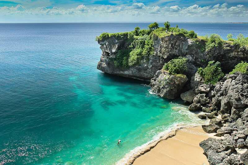 Пляж Баланган в Буките 6