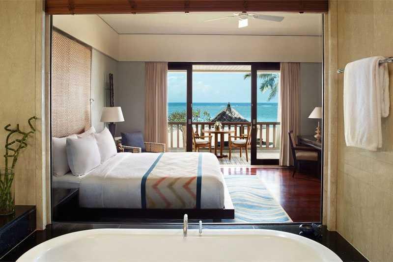 Отель 4 звезды на Бали