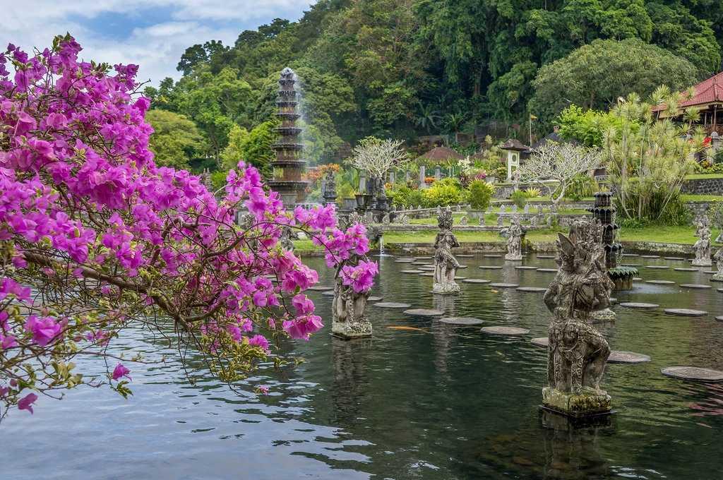 Дворец Пури Агунг Кангинан на Бали 9