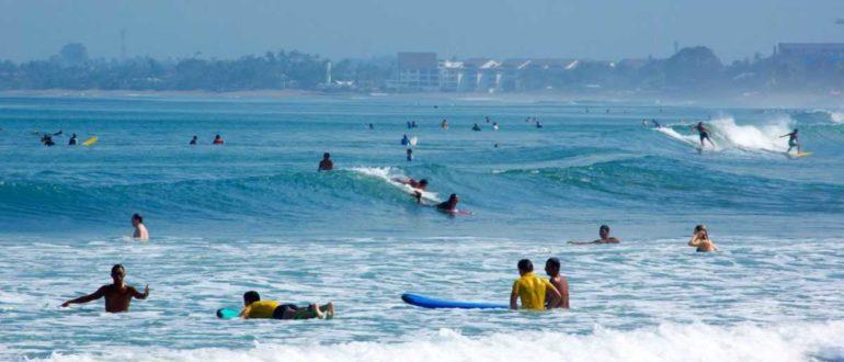 42221 Kuta Beach 770x330 - Пляж Легиан в Куте