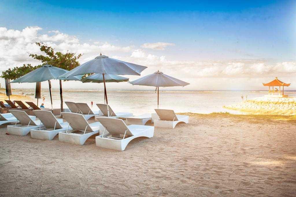Пляжи в Сануре 6