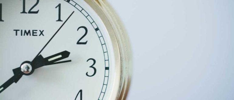 Clock 770x330 - Время в Джимбаране