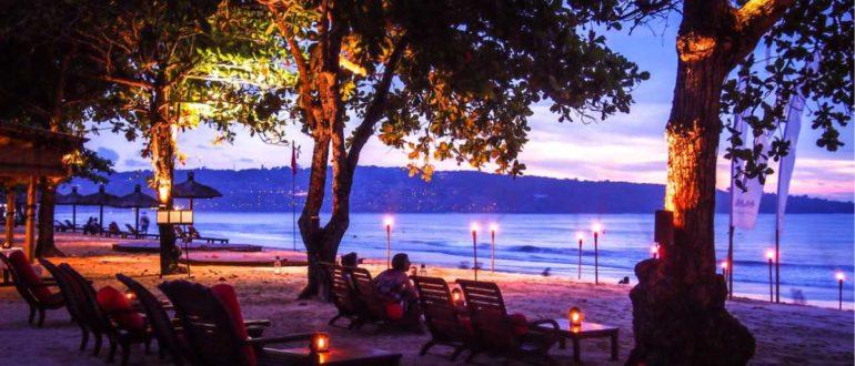Jimbaran Beach 3 770x330 - Достопримечательности Джимбарана