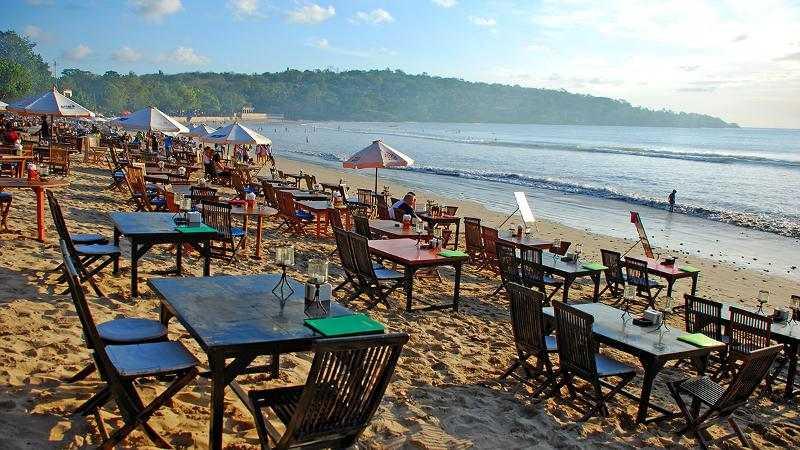 Пляжи в Джимбаране
