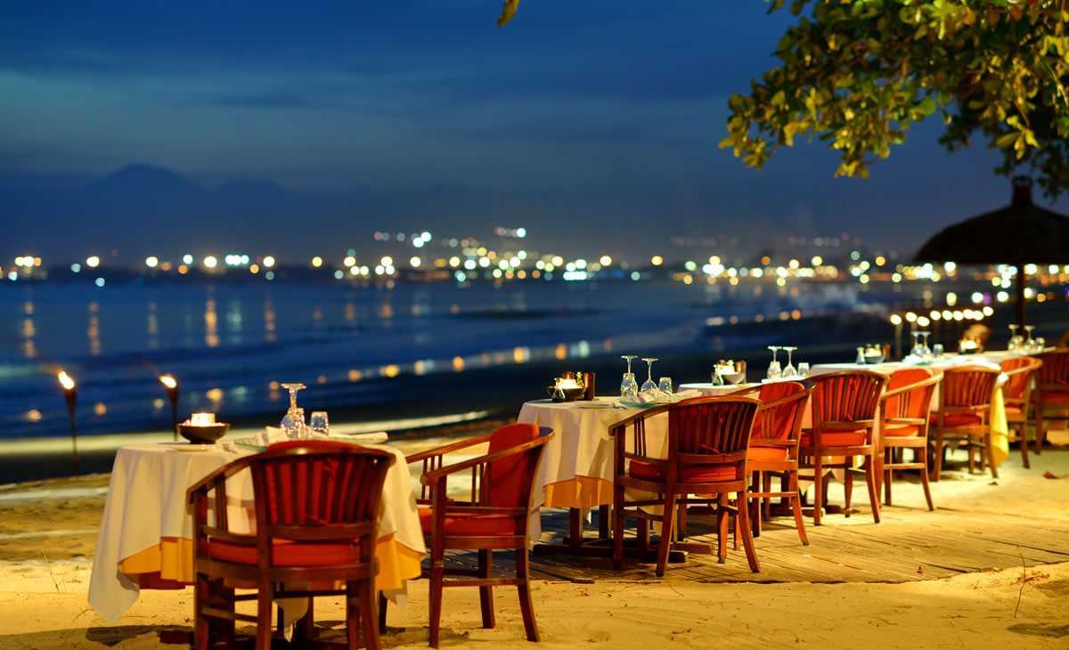 Рестораны и кафе в Джимбаране