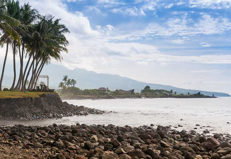 Пляж Чандидаса в Карангасеме 6