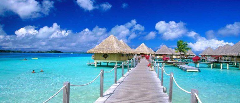 Matira Point Bora Bora French Polynesia 770x330 - Пляжи в Буките