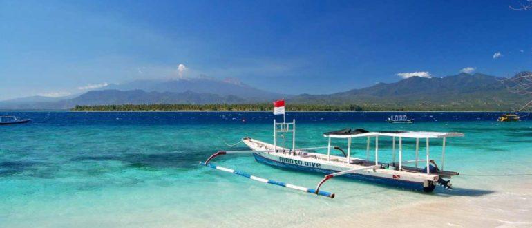 Sanur Beach Bali 770x330 - Пляж Санур Бич в Денпасаре