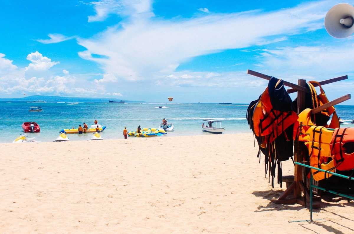 Пляжи в Танджунг Беноа 2