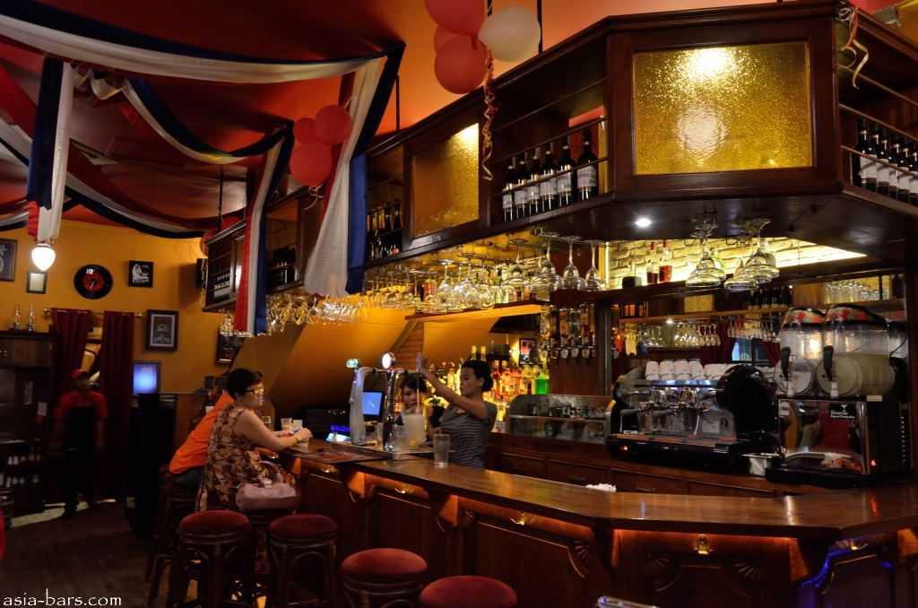 Рестораны и кафе в Семиньяке