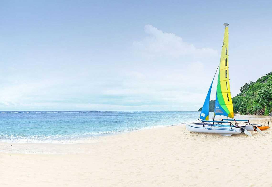 Пляжи Нуса-Дуа 9
