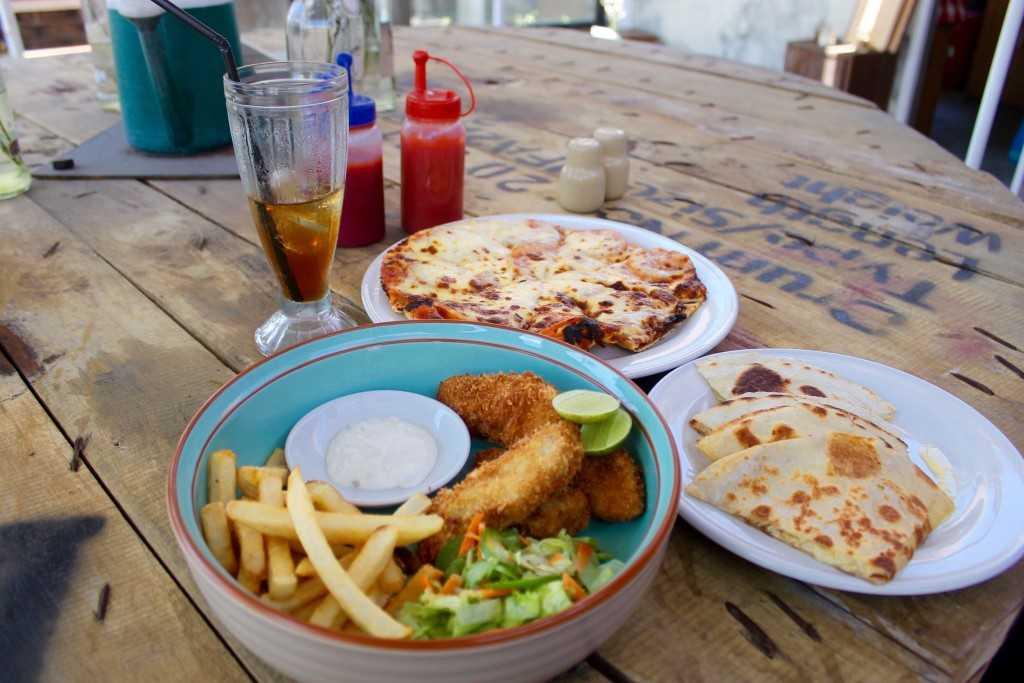 Рестораны и кафе в Куте