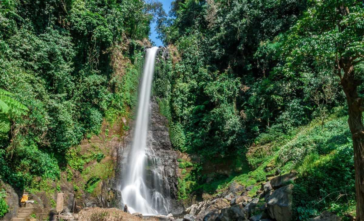 Водопад Гит-Гит Бали 1