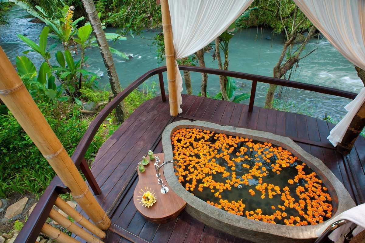"""Отели на Бали """"все включено"""""""