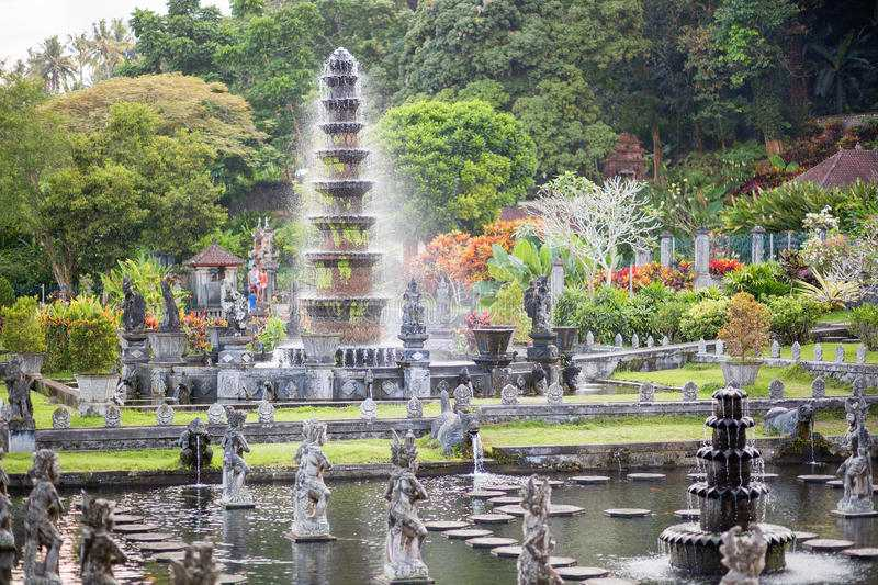 Дворец Тирта Ганга в Карангасеме 3