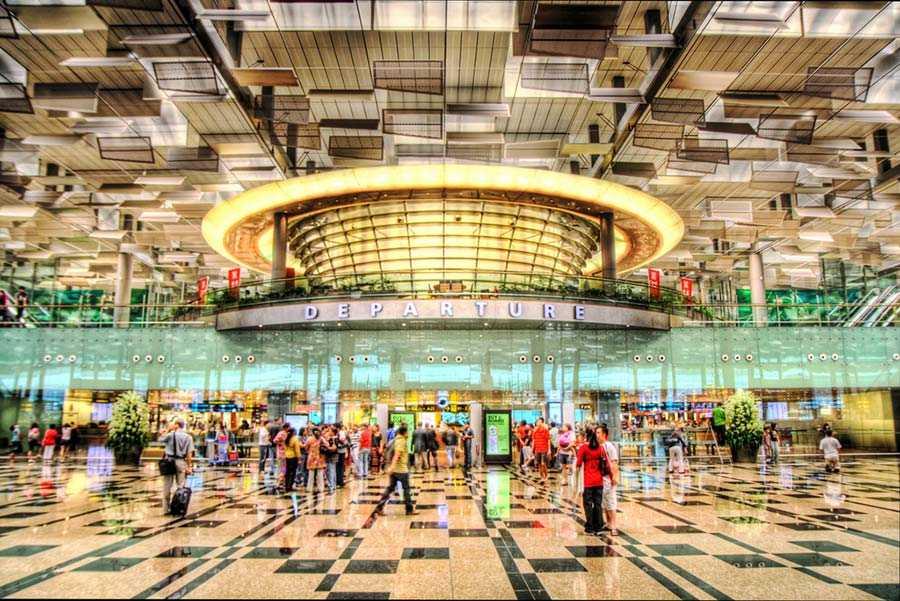 Перелет Москва-Бали. Чем занять себя во время ожидания рейса