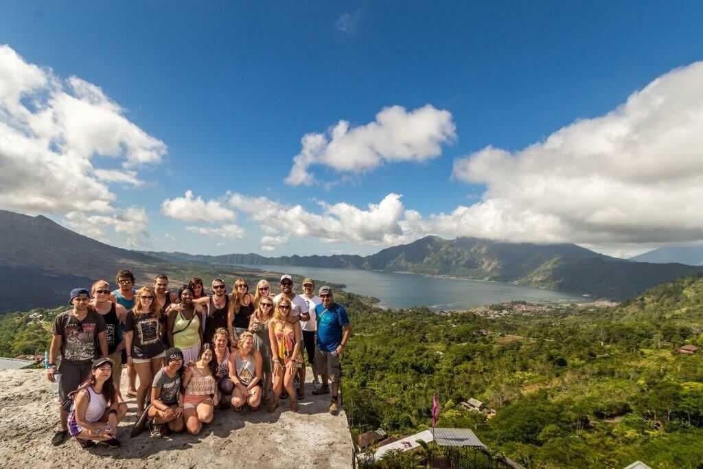 туры на Бали в составе большой группы