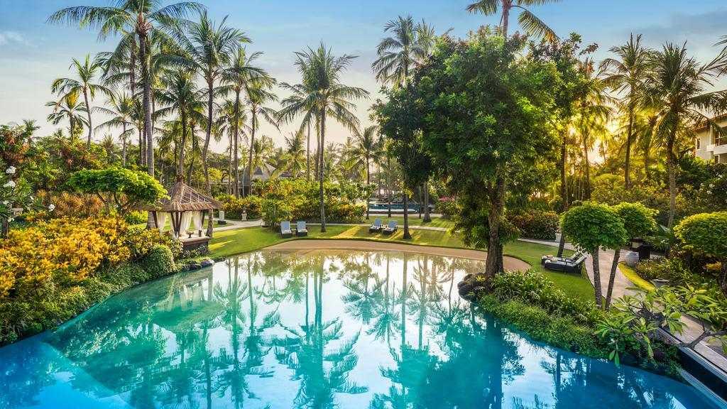 Отели Бали 5 звезд