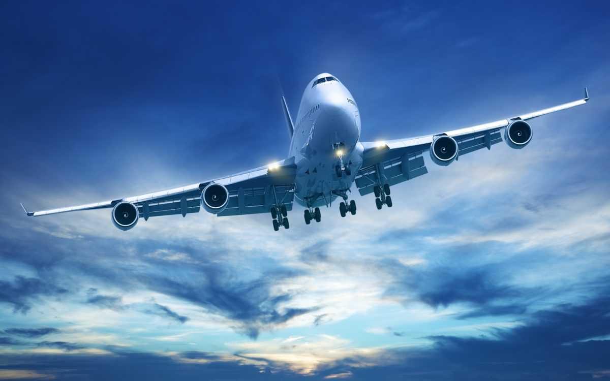 самолет Джакарта-Бали
