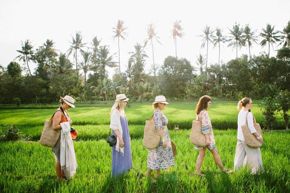 Какую одежду брать на Бали
