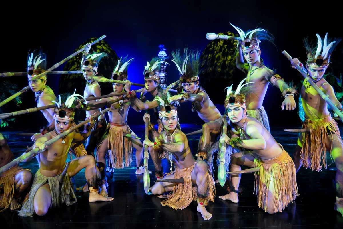 Девдан шоу на Бали 7