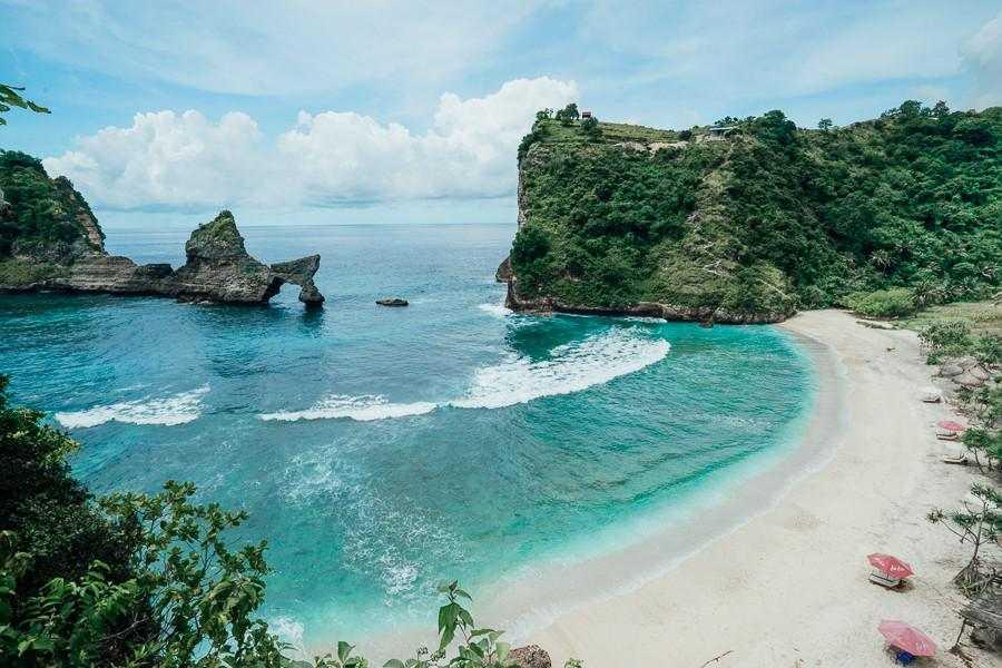Как добраться с Бали на Лембонган 9