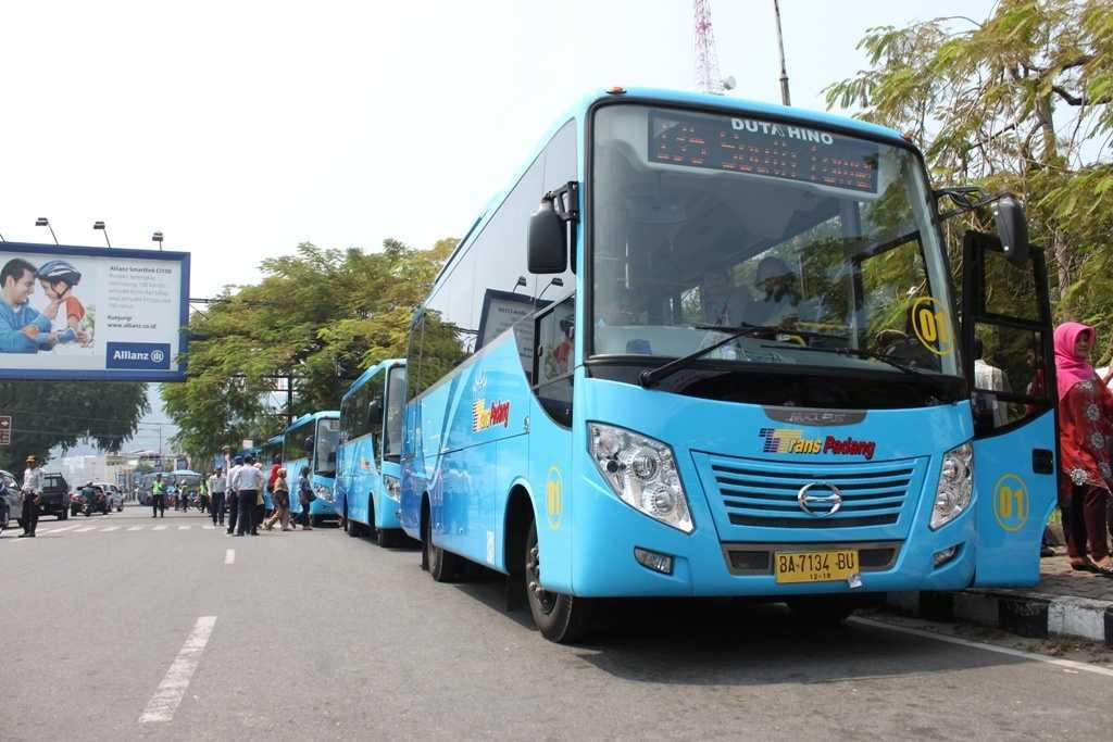 автобусы от Джакарты до Бали