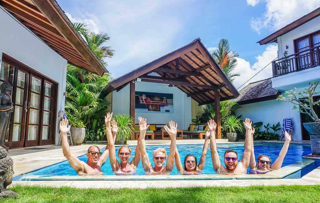 Групповой тур на Бали 6