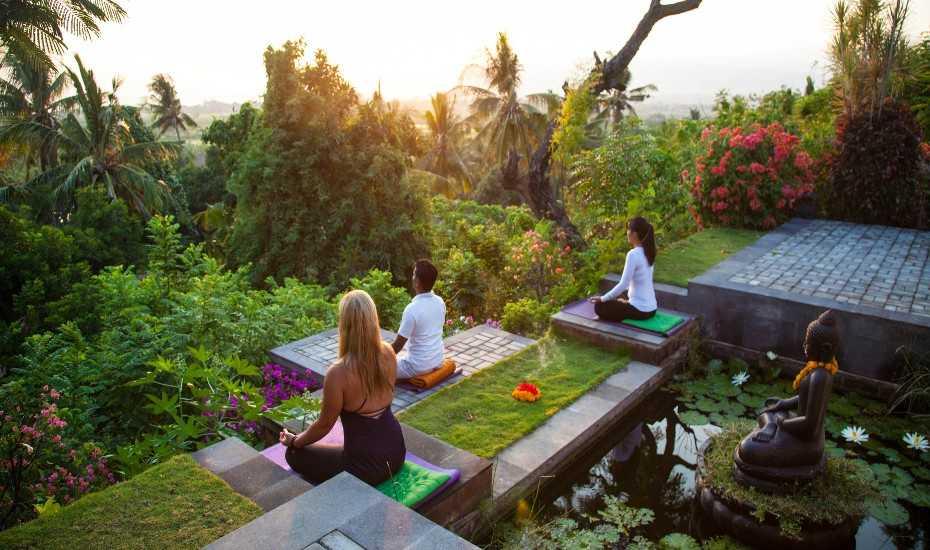 Отели на Бали