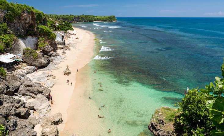 Лучшие пляжи Бали - Пляж Баланган