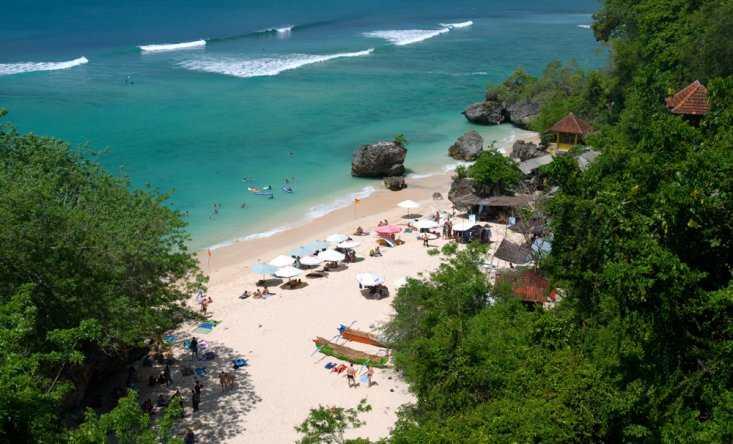 Лучшие пляжи Бали - Пляж Паданг-Паданг